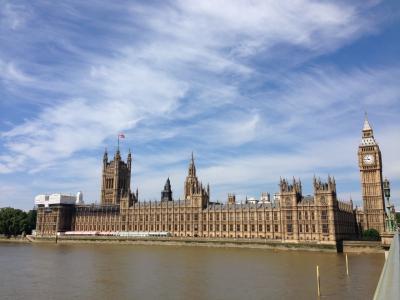 LONDON 1人旅 初海外はイギリスへ。