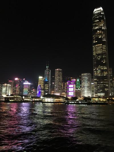 2017 GWの香港