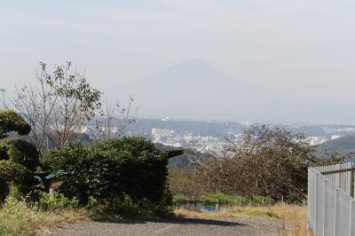 円海山から鎌倉霊園(横浜市内1)