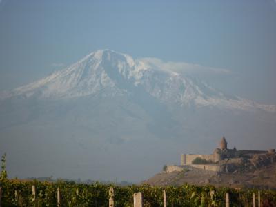 アルメニア、エレバン郊外~市内観光