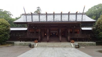 九州の旅(29) 宮崎神宮に参拝。
