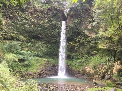 小布施の滝を見てみました     ☆宮崎県日南市