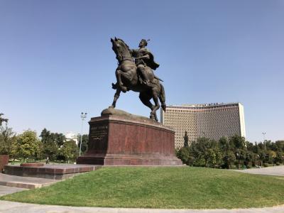 2017ウズベキスタンの旅⑥タシュケント@ハイアットリージェンシー