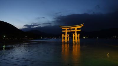 厳島神社&錦帯橋