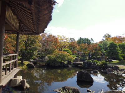 姫路の好古園散策