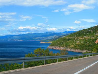 欧州世界遺産巡り(4)アドリア海に沿って北上(Senj ~ Rijeka)