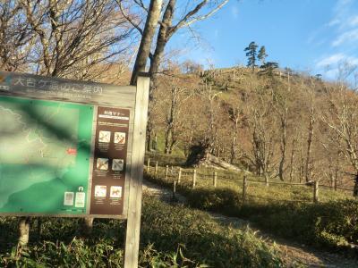 紅葉を探して大台ケ原から行者還の林道