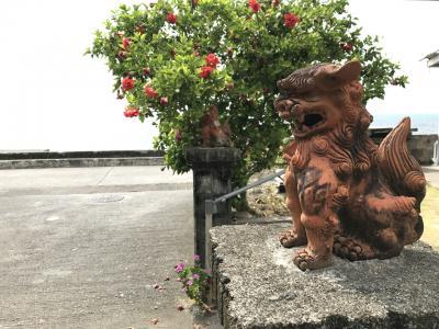 1歳6ヶ月児と行く沖縄~大泊ビーチ、恩納村~