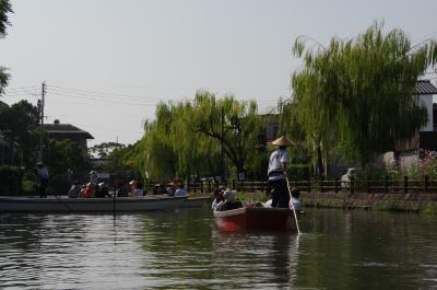 福岡旅行2017 2-1 水の町・柳川で川下り