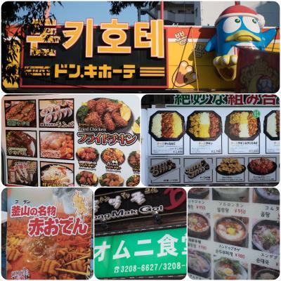 2017.11 愛犬と散歩 at 新大久保&西新宿
