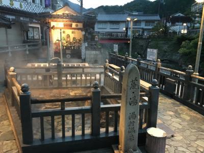日帰り~湯村温泉