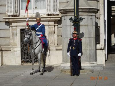 プライベート添乗員?シニアの母とのマドリード、バルセロナ、ヴェネツィアの旅 ③マドリード、バルセロナ