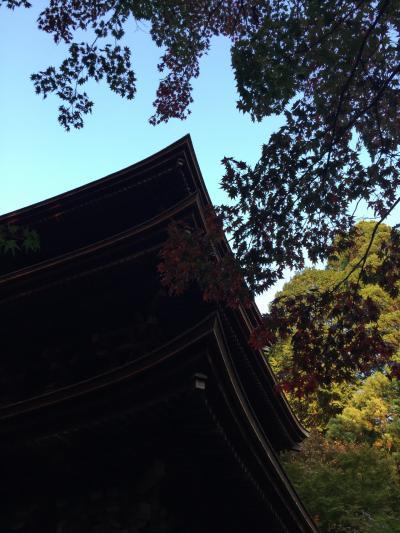 初秋の百済寺と金剛輪寺