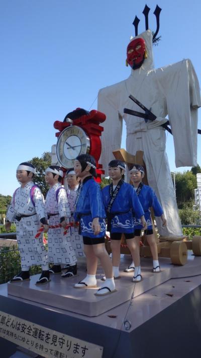 九州の旅(41) 宮崎自動車道 山之口SAで休憩。
