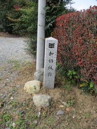 武蔵桶川 扇谷上杉氏に属する太田氏に仕えた鴻巣七騎の本木氏居城加納城跡訪問