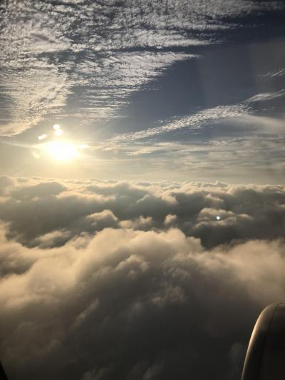 萩・石見空港から 一日目