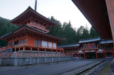 紅葉求めて京都 大原三千院と比叡山延暦寺へ