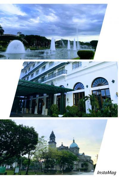 初フィリピン