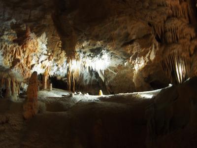 神秘的な世界最古の鍾乳洞ジェノランケープと世界遺産ブルーマウンテンズ