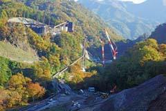 日本ロマンチック街道ドライブ① 八ッ場ダムと我妻渓谷