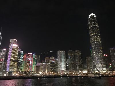 香港マカオ3泊4日・1日目 初香港のオカンを連れてベタなコースへGO