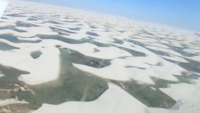 空から眺めるレンソイス