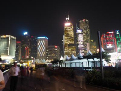 ANAビジネスクラスで行く、香港女子旅+マカオ その1