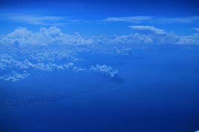 JAL408・407便 往復プレエコに乗ってみました