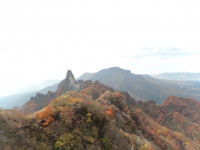阿蘇・高千穂の旅 ③ 紅葉が見ごろの根子岳登頂♪