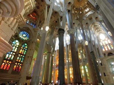 素敵過ぎるバルセロナ母娘旅♪ Part 1  大騒ぎのバルセロナ街歩き