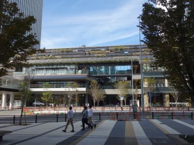 「新規開店」したGlobal Gateを見てきました。新しいコンセプトが見られました。