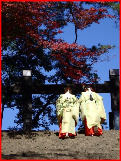 2017年 妙義神社と北国街道の静かな宿場町 海野宿