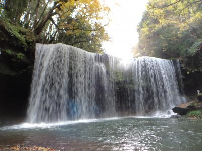 阿蘇・高千穂の旅 4日目・今日はガイド付きで鍋ケ滝へ・・