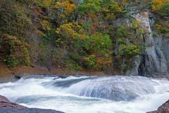 日本ロマンチック街道ドライブ③ 吹割の滝