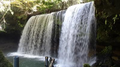九州の旅(61) 鍋ヶ滝の見学。