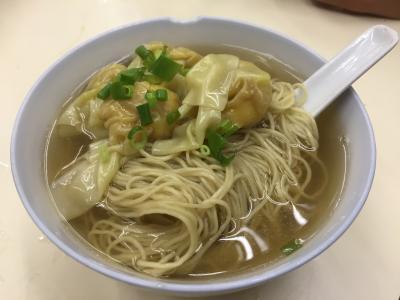 美味しいものしか食べてない!グルメ満喫!香港マカオ旅行記 Part 6/6!【マカオに来たら食べるしかない!麺屋で昼食!】