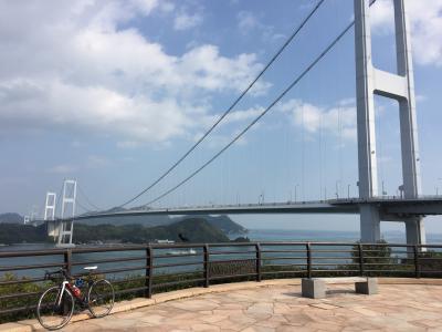 しまなみ海道サイクリング(尾道から今治へ)
