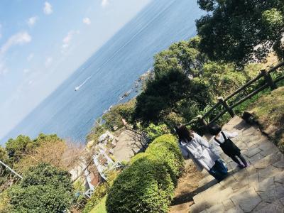 【2017・11】秋旅・神奈川 湯河原~箱根 一泊二日の旅 真鶴半島 三石海岸・琴ヶ浜海岸