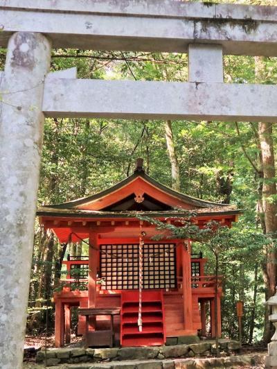 熊野古道-5 発心門王子⇒水呑王子跡あたり ☆中辺路の道標を辿って