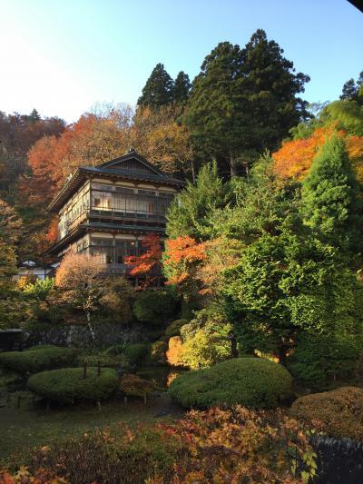 青根温泉 湯元 不忘閣 旅行記。#3