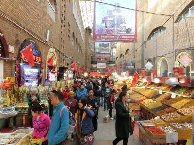 【現地駐在員の国慶節シルクロード一人旅】新疆ウイグル自治区・ウルムチ