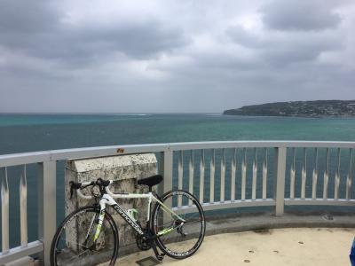 ちょっと早めのツールド沖縄視察 子供と自転車旅