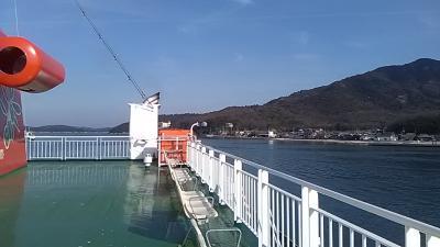 西日本一人旅その③ 小豆島→高松