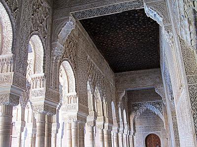 スペイン・グラナダ/アンダルシア。あのイスラム宮殿(1.