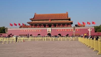 ぐーたらにゃんこの海外旅行記:中国北京編~その1:ラストにゃんこらー!?