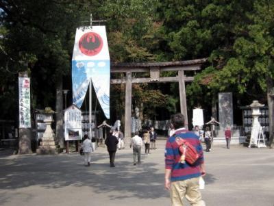 紀伊山地の霊場と参詣道のうちの熊野三山の一つで、世界遺産でもある熊野本宮大社