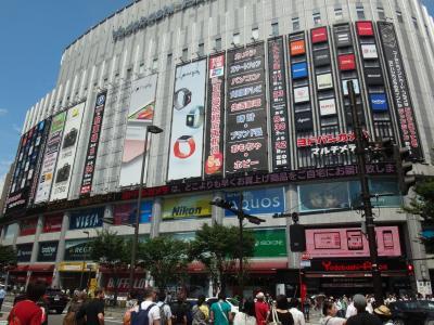ヨドバシカメラ秋葉原 8階 レストラン街