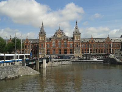 夜行バスでオランダ旅行 ユトレヒトとアムステルダム