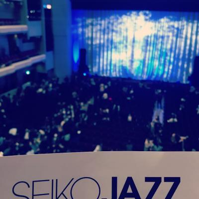 SEIKO MATSUDA JAZZ 2017 premium nightに酔いしれ エアアジアで成田からバンコクへ飛び まむーとさんからドミ1泊プレゼント そのあとエクスペディアさんの懸賞でいただいた高級ホテルにステイし エアアジアで関空へ帰る旅 聖子ちゃんから成田まで編