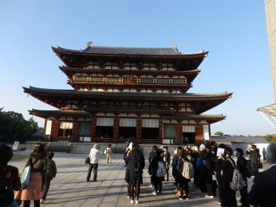 奈良薬師寺への旅